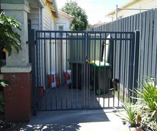 Automatic Steel Gates